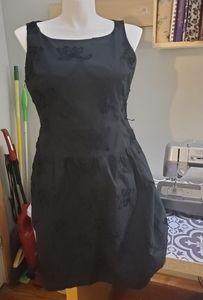 Jones NY black party dress